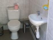 toalety wewnątrz