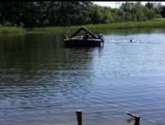 niesamowita frajda ,popływać pontonem pełnomorskim